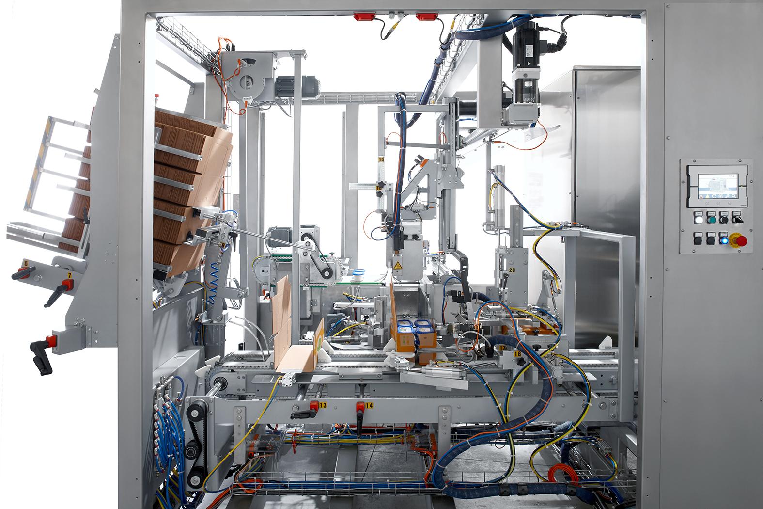 Centro di Lavoro Multifunzione-MHC (cartone wrap around)